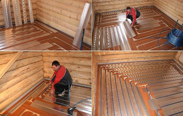 технология теплого деревянного дома наращивание ногтей