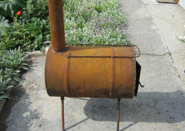 Печь для бани на дровах своими руками из кирпича