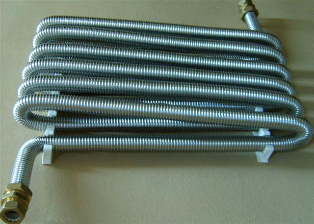 Гофрированная труба из стали - Фото 08