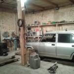 Размещение печи в гараже - Фото 18