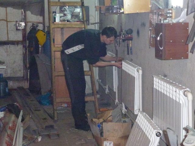Отопление для гаража - Фото 01