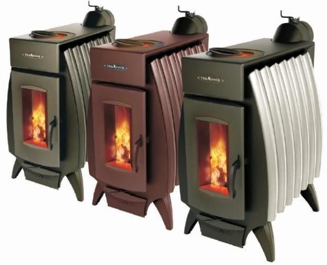 Печь длительного горения на твердом топливе