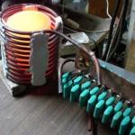 Самодельный индукционный нагревательный элемент