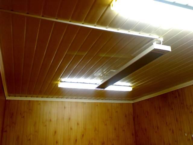 Инфракрасные обогреватели в гараже - Фото 06