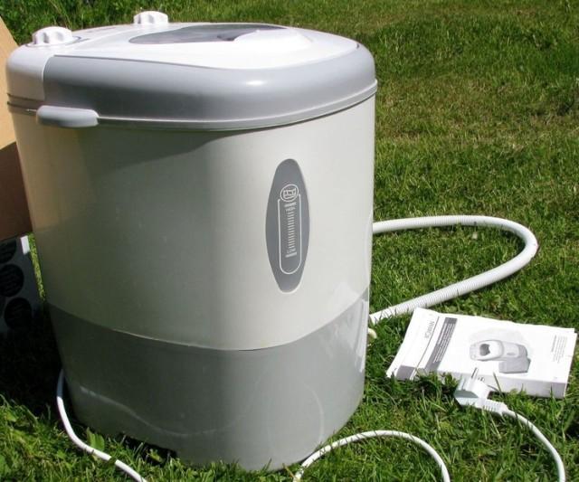 Активаторная стиральная машина для дачи - Фото 05