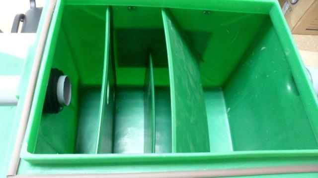 Пластиковый жироуловитель - Фото 04