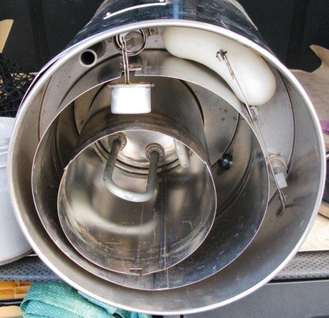 Бойлер с баком из нержавеющей стали - Фото 06
