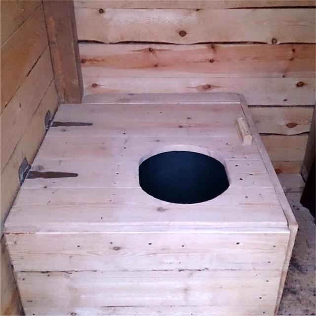Дачный туалет скворечник своими руками