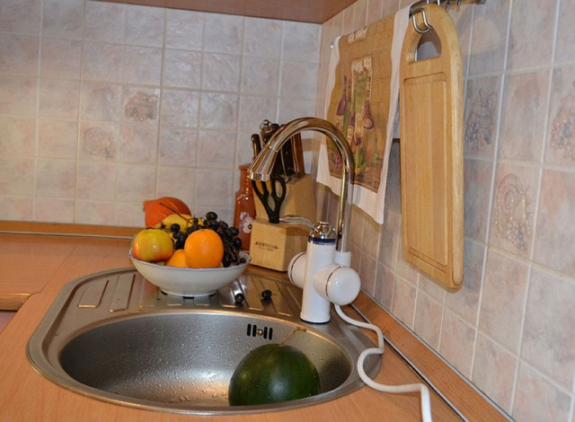 Кран водонагреватель - Фото 06