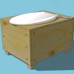 Торфяной туалет - Фото 57