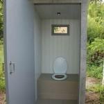 Дачный туалет - Фото 03