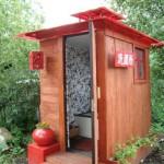 Дачный туалет - Фото 06