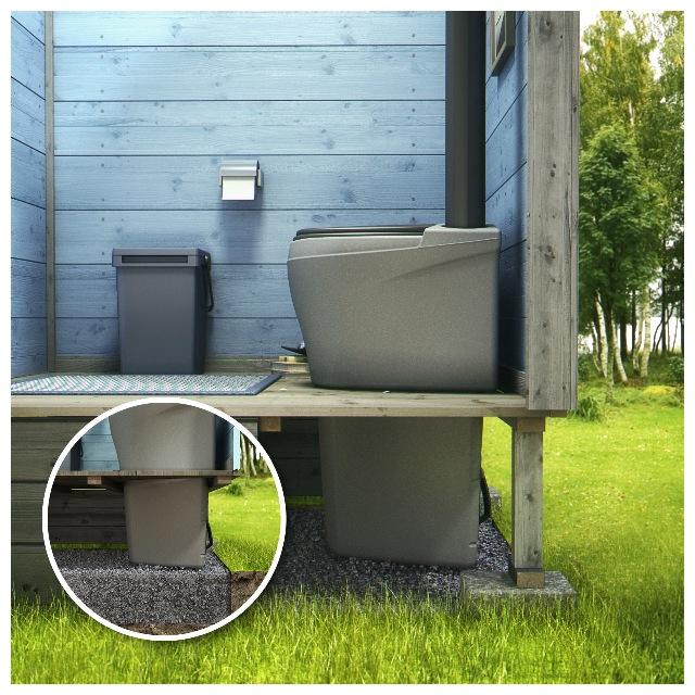 Компостный туалет: разновидности компостных туалетов