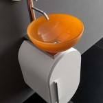 Маленькая раковина для туалета - Фото 06