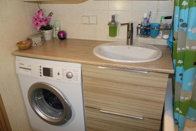 Столешница своими руками для стиральной машины