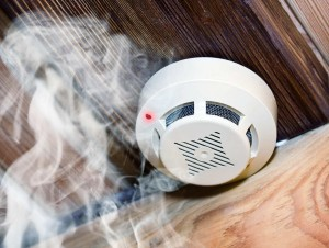 дымовые датчики