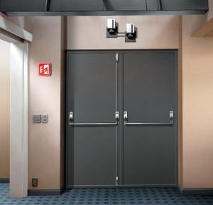 онезащитные двери